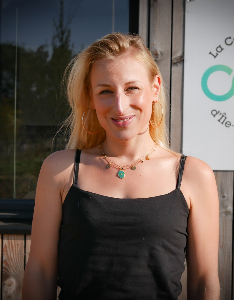 Alexia Houriez, Assistante Administration des ventes Restauration Collective